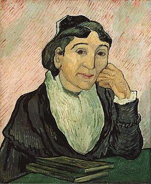 Portrait of Dr. Gachet - L'Arlesienne (Madame Ginoux)