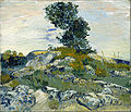 Vincent van Gogh - The Rocks - Google Art Project.jpg