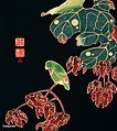 Vintage woodblock prints by Itō Jakuchū digitally enhanced by rawpixel-com-9.jpg