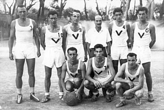 Virtus Pallacanestro Bologna - Virtus team in 1945–46 season