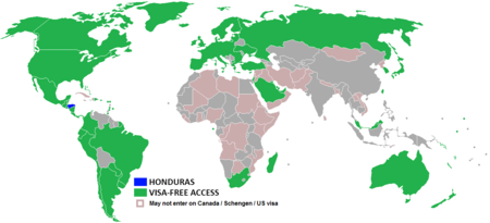 Honduras Travel Guide At Wikivoyage