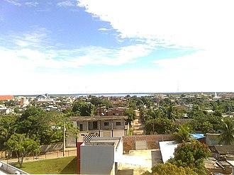 Coari - Image: Vista parcial Coari AM