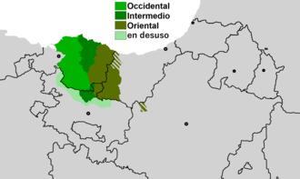 Dialecto Occidental Del Euskera Wikipedia La Enciclopedia