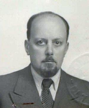 Vladimir Bartol - Vladimir Bartol in 1953
