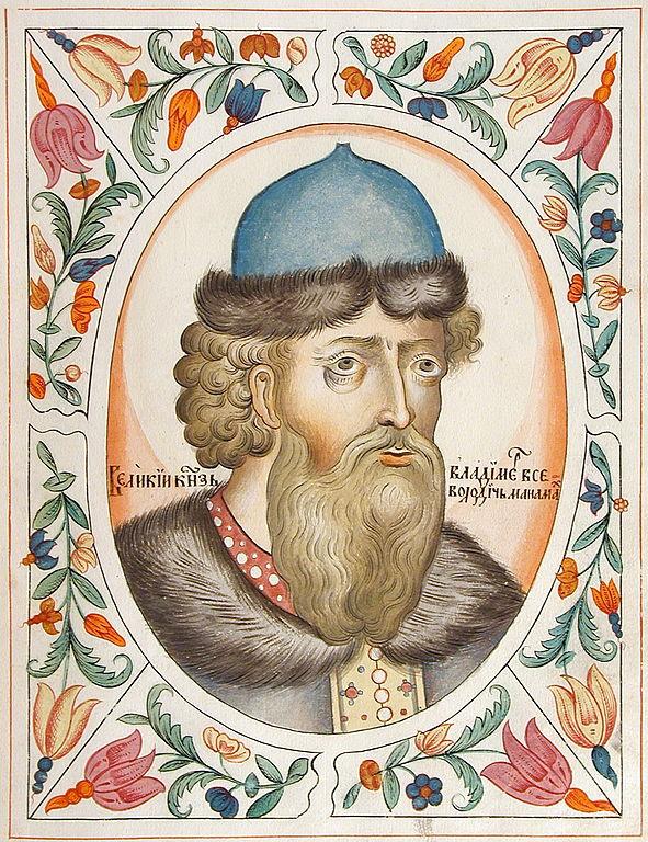 Файл:Vladimir monomakh.jpg — Википедия