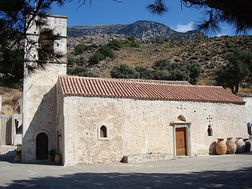 Resultado de imagen de Monasterio de Vrontesios