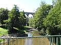 Vue du Pont de chemin de Fer , depuis le pont de l'ermitage sur la Briance - panoramio.jpg