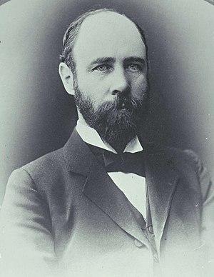 William McMillan (Australian politician) - McMillan at the 1898 Australasian Federal Convention.