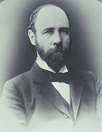 William McMillan (Australian politician) - McMillan at the 1898 Australasian Federal Convention