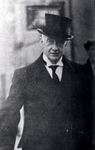 W. T. Cosgrave - W. T. Cosgrave
