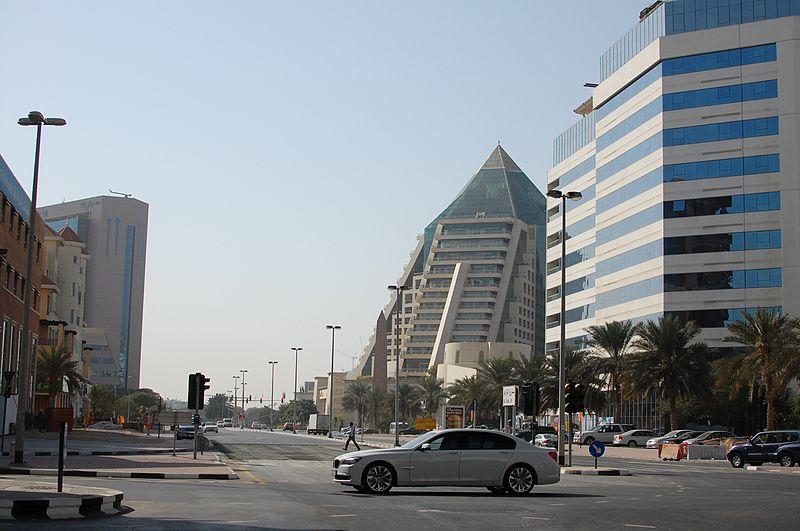 File:Wafi Mall - panoramio.jpg