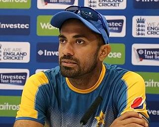 Wahab Riaz Pakistani cricketer