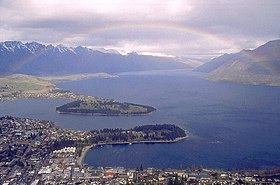 Image illustrative de l'article Lac Wakatipu