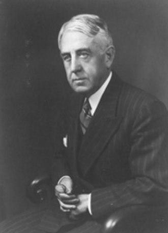 Wallace H. White Jr. - Image: Wallace White Jr