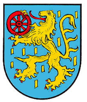 Bischheim, Germany - Image: Wappen Bischheim