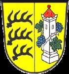 Wappen der Stadt Marbach am Neckar
