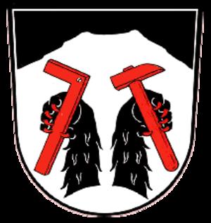 Tröstau - Image: Wappen Tröstau