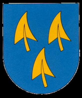 Plowshare - Image: Wappen Tunau