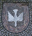 Wappen von Chevilly-Larue, Ortspartnerschaft mit Freiburg-Hochdorf.jpg