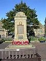 War Memorial - High Street - geograph.org.uk - 1508003.jpg