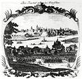 Warsaw's Praga in 1716.jpg
