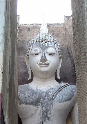 Phra Achana, Big Buddha image in Wat Sichum, 1...