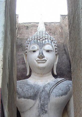 Sukhothai Kingdom - Phra Achana, Wat Si Chum, Sukhothai Historical Park