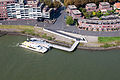 Waterbushalte Papendrecht Veerdam luchtfoto 01.jpg