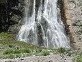 Waterfall near lake Ritsa.jpg