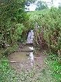 Waterlogged Footbridge - geograph.org.uk - 531365.jpg