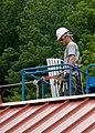 Wayne National Forest Solar Panel Construction (3725844292).jpg