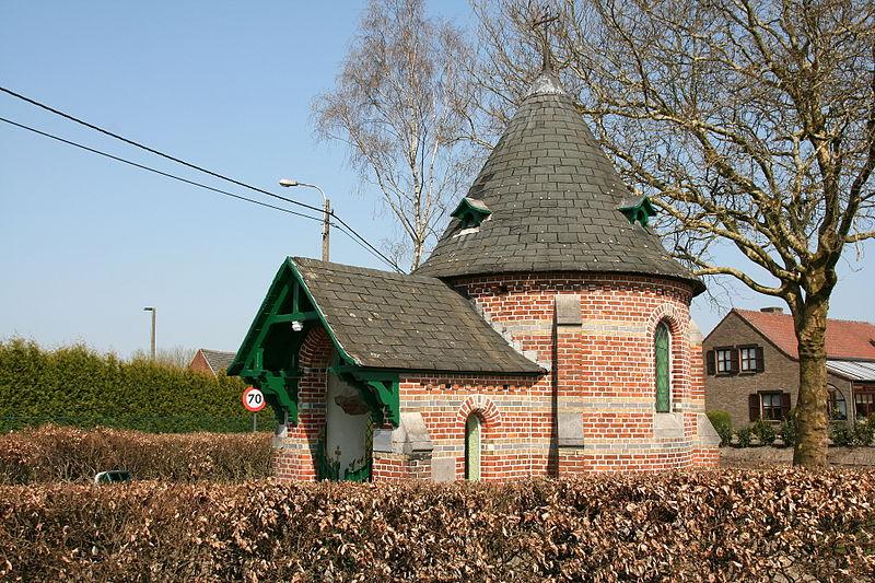 Poppelius-kapellet mellom Weelde og Poppel