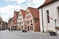 Weißenburg in Bayern, Luitpoldstraße 1, 3, 5, 7 20170819 001.jpg