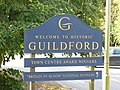 Welcome to Historic Guildford - geograph.org.uk - 1484423.jpg