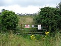 Welcome to Kettles Lane - geograph.org.uk - 525745.jpg
