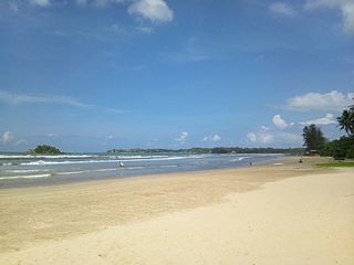 Weligama Place in Southern Province, Sri Lanka