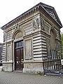 West Lodge near entrance to Euston Station, London - geograph.org.uk - 1285992.jpg