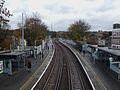 West Norwood stn high eastbound.JPG