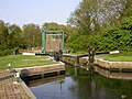 White Mills Lock and Gates - geograph.org.uk - 169485.jpg