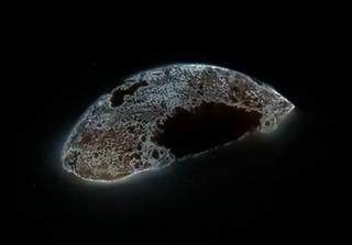 White phosphorus glowing e17