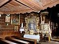 Widok wnętrza kościoła p.w. Św Marcina. - panoramio.jpg