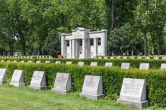 Wien, Zentralfriedhof, Sowjetische Kriegsgräber -- 2018 -- 3212.jpg