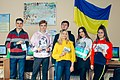 Wikimarathon 2019 at Kremenchuk Central City Library 11.jpg