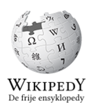 West Frisian Wikipedia - Image: Wikipedia logo v 2 fy