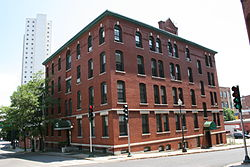 Willard Richmond Apartment Block Wikipedia