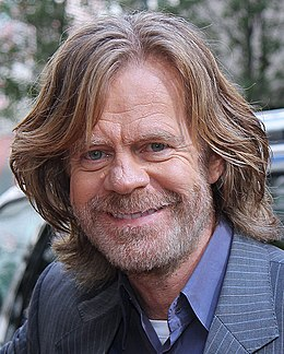 William H. Macy vuonna 2012.