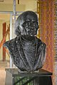 William Carey Bronze Bust - Carey Library And Research Centre - Serampore College - Hooghly 2017-07-06 0831.JPG