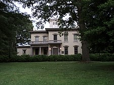 William T Sutherlin Mansion Danville Virginia