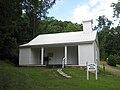 Willow Chapel School Capon Springs WV 2009 07 19 02.jpg