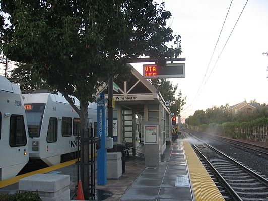 Winchester Transit Center